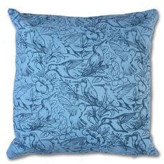 18inch hummingbird cushion £45.00  Andrew Berwick, Preston, UK
