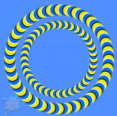 ilusão de ótica imagens   ilusão de ótica engana a visão humana , e elas podem ser criadas ...