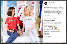 """Barbie+tukee+seksuaalivähemmistöjen+oikeuksia+–+osoitti+tukensa+""""Love+Wins""""+-paidalla"""