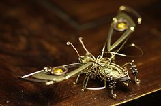 Steampunk time travel bug