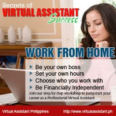 135 Best The Virtual Assistant Images On Pinterest Virtual