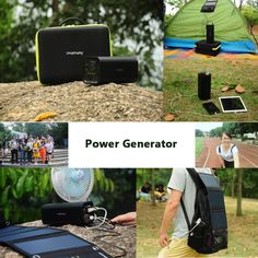 PowerGenerator, iFOWAY Makes You Powered Anytime Anywhere  #PortablePowerCharger #ACOutletBatteryPack #UPSPowerSupply   Janet Peng   Pulse   LinkedIn Ups Power Supply, Power Generator, Make It Yourself