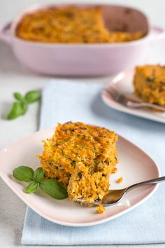 Very veggie oat bars - full of flavour and perfect to stick in a lunchbox! They're so easy to make too - just mix everything up in one bowl, no pre-cooking required! #vegetarianlunchbox #oatbars #veryveggie #lunchboxideas Baked Vegetables, Veggies, Veggie Bars, Vegetable Recipes, Vegetable Bake, Oat Bars, Just Bake, Breakfast Bars, Fresh Herbs