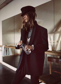 Must-See: Isabel Marant Etoile's Dark And Romantic F/W 2015 Lookbook