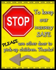 LDS Nursery Signs - Bing Images