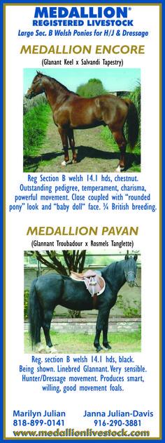 Medallion Registered Livestock