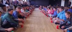 """Entire School Performs Irish Cover of the song """"Cups"""""""