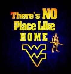 No matter where I roam, WV is always home, sweet, home Wv Football, Mountaineers Football, Wvu Basketball, Football Stuff, College Football, Virginia Hill, Virginia Homes, Wvu Sports, Mercer County