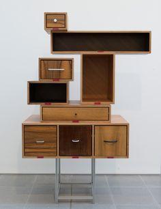 martino gamper curates serpentine sackler gallery exhibition - design is a state of mind - designboom   architecture & design magazine