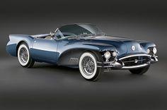 dream wheels 1954 wildcat II by Pasa la vida