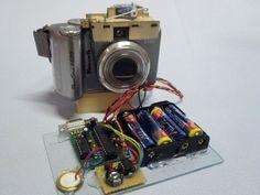 Arduino controlled camera