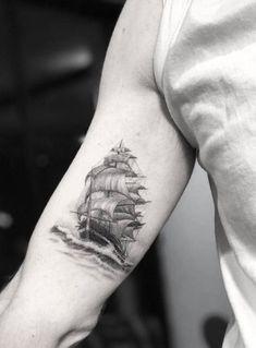#Tatowierung Design 2018 Nautische Tattoos;  Schiff Tattoo-Designs  #schön #farbig #Neu #Ideaan #neutatto #Tattodesigns #2018Tatto #Man #New #tattoed #FürFraun #tatowierung #tattoo #tatto #Sexy#Nautische #Tattoos; # #Schiff #Tattoo-Designs
