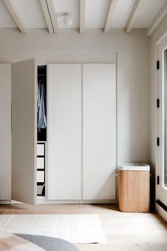 Studios Architecture, Interior Architecture, Central Air Installation, Marble Fireplace Mantel, Ikea Closet, First Apartment, Dream Apartment, Balcony Design, Oak Cabinets