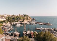 Antalya, Great Places, Places To Visit, Great Walks, Turkey Travel, Beautiful Architecture, Guide, Beautiful Beaches, Old Town