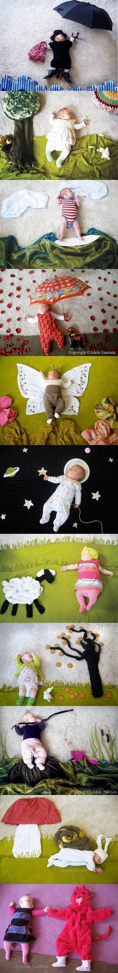 Durante os primeiros meses de Catarina, aquela fase em que o bebê é a coisa mais linda do mundo (e também mais trabalhosa), meu sonho era conseguir tirar u
