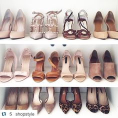 Eeny meeny miny moe… which pair of heels would you choose?