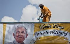 Kenya declares public holiday for papal Mass