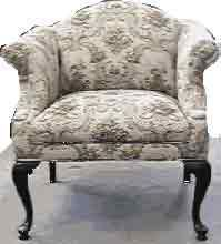 How To Upholster A Chair. Reupholster A Sofa The Same Way