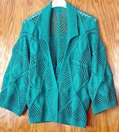 Lankakomero: Floral Lace Jacket
