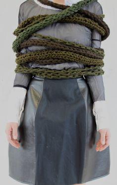 Wettbewerb Jugend Innovativ  Projekt Knit Warrior,   Herbststrasse 2012/13