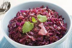 Preparare i crauti con il cavolo rosso