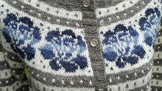 Ravelry: aase66's Damejakken Stril med stil Knit Patterns, Clothing Patterns, Crochet Tops, Knit Crochet, Etnic Pattern, Fingerless Mitts, Knitting Sweaters, Charts, Ravelry