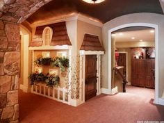 10+ Cool Indoor Playhouse Ideas for Kids | Indoor playhouse ...