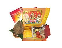We have made some puja kits that include most of common puja items needed for any kind of puja. Giving it a specialization, we have a range of special puja kits that include ..