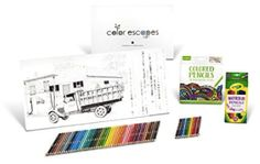 *HOT* Amazon Add-on: Crayola Color Escapes Coloring Pages & Pencil Kit $5.55! (regularly $24.99)