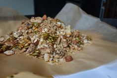 A delicious and easy homemade granola that is so good you will stop buying commercial granola forever. Christine Cushing, Best Granola, Baking, Breakfast Ideas, Youtube, Cake, Food, Bakken, Morning Tea Ideas