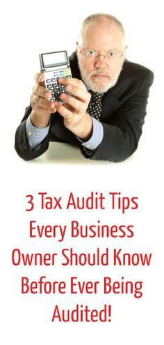 3 Tax Audit Tips Every Photographer Should Know Before Ever Being Audited! (via The Modern Tog)