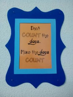 Quote of the week #14 #ClassroomDecorations