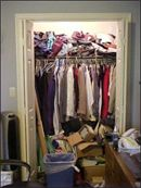 Cleaning Out the Emotional Closet by Heather Forbes