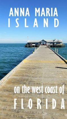 Enjoy Anna Maria Island on the Gulf Coast of Florida. Travel Images, Travel Photos, Travel Tips, Travel Articles, Travel Guides, Solo Travel, Travel Usa, Western Coast, Florida City