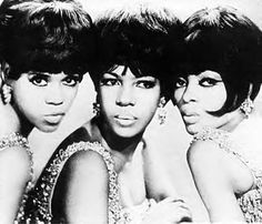 """Florence Ballard, Mary Wilson and Diana Ross - The original """"Dreamgirls"""". The Supremes"""
