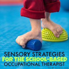 Sensory Strategies for the School Based OT