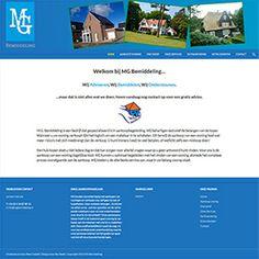 Gisteren deze website opgeleverd voor een onafhankelijke makelaar, MG Bemiddeling. Site gemaakt in Wordpress