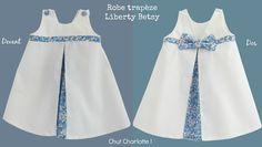 Robe trapèze Betsy_Chut Charlotte