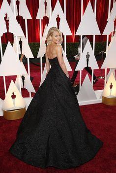 Entertainer Kelly Ripa poses at the 87th Academy Awards in Hollywood, California