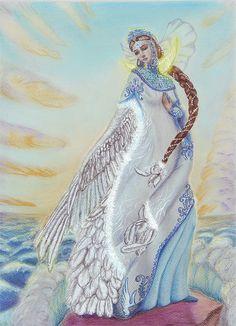 Russian Painting, Russian Art, Eslava, Russian Cartoons, Tinta China, Ukrainian Art, Fairytale Art, Soul Art, Beauty Art