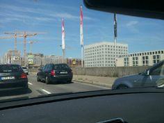 Baustellen in Stuttgart, Juni 2014
