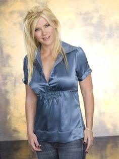 Congrats to Alison Sweeney on 20 years in Salem! Hottest Female Celebrities, Beautiful Celebrities, Beautiful Actresses, Celebs, Alison Sweeney, Blond, Miss The Old Days, Alison Angel, Soap Opera Stars