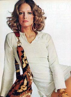 Karen Graham Vogue 1970s