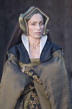 Lady Elizabeth Boleyn (Kristin Scott Thomas) The other Boleyn girl (2008)