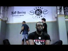 Histoire d'un combattant de MMA