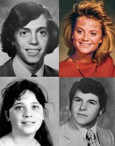 A CUP OF JO: 16 high school yearbook photos of celebrities