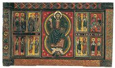 Frontal de altar de Ix | Museu Nacional d'Art de Catalunya