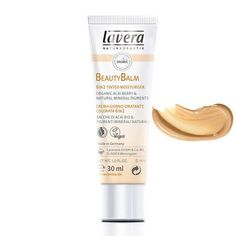 Lavera 6 in 1 BB Cream - FACE - Creams that are a wonderful tint for the face also to give some colour without needing the tan. Safe Tanning, Tanning Tips, Tinted Moisturizer, Moisturiser, Regular Beauty Routine, Natural Bb Cream, Suntan Lotion, Beauty Balm, Organic Beauty