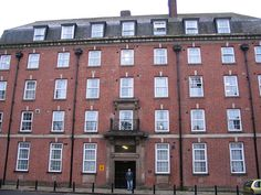 Oxford Street Maternity Hospital, Liverpool, England