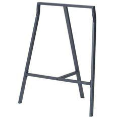 Dark Gray Steel Trestle Leg for Table or Desk Fasthomegoods http://www.amazon.com/dp/B00YB7A81O/ref=cm_sw_r_pi_dp_VOmEvb0NEGZG6